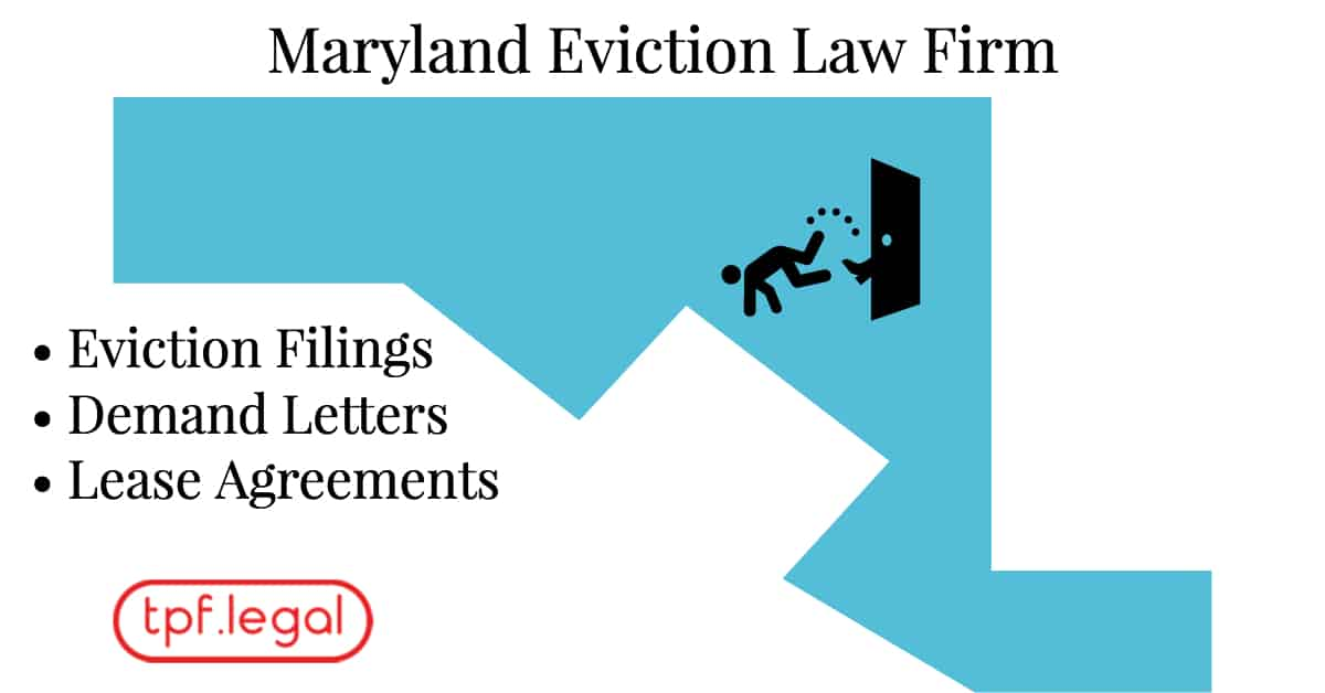 Maryland Eviction Law Firm The Pendergraft Firm Llc