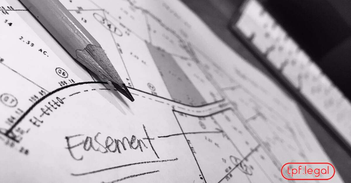 Understanding Easement Agreements in Maryland & D.C.